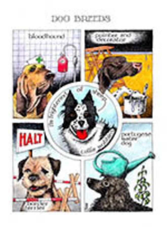 Dog Breeds card