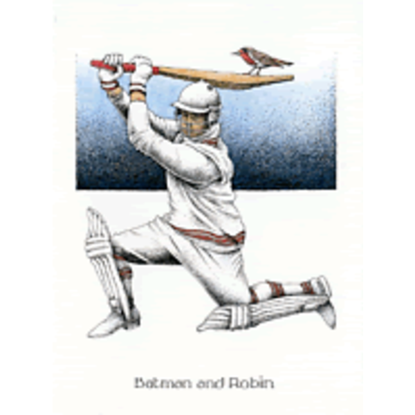 Batman and Robin card 101