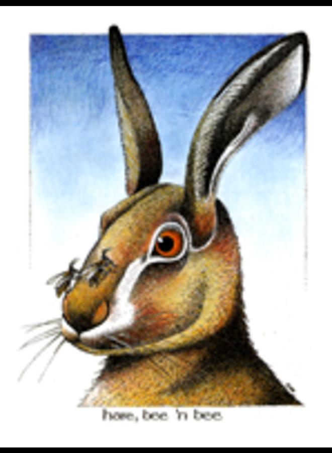 Hare BnB card 102