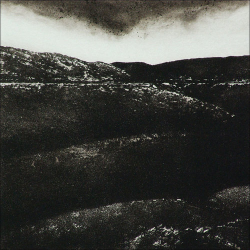 Ian Brooks Toward Deep Nitch-Etching 23 gerahmt