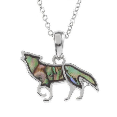 Tide Jewellery Collar de concha de lobo Paua118
