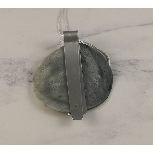 Miro pendant recylced plastic / aluminium Grey 21
