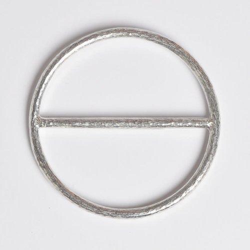 Glover and Smith Einfacher großer Schal Ring