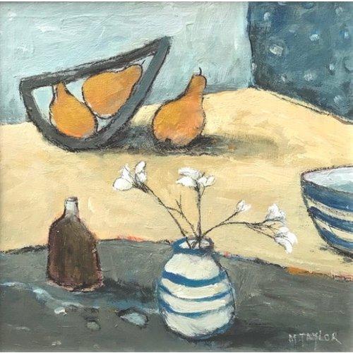 Malcolm Taylor Frutas y flores 25