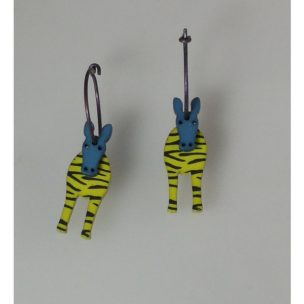 Zebra hoops