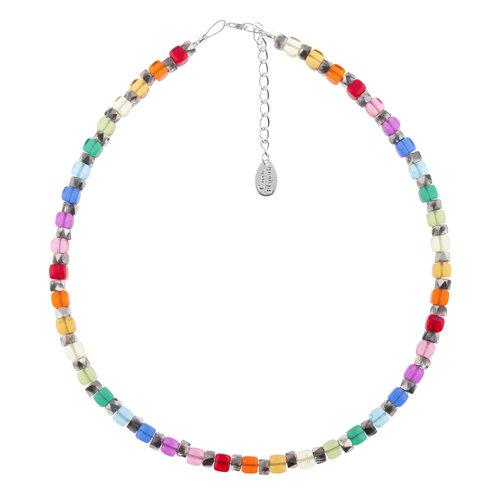 Carrie Elspeth Halskette Rainbow Sparkle voll