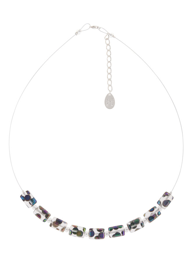 Halskette Clear Dotty Links