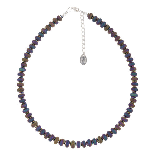 Carrie Elspeth Spectrum Nuggets Full Necklace