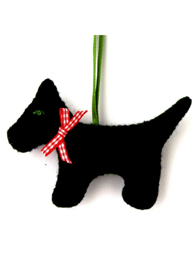 Black  Dog Felt  Craft Mini Kit