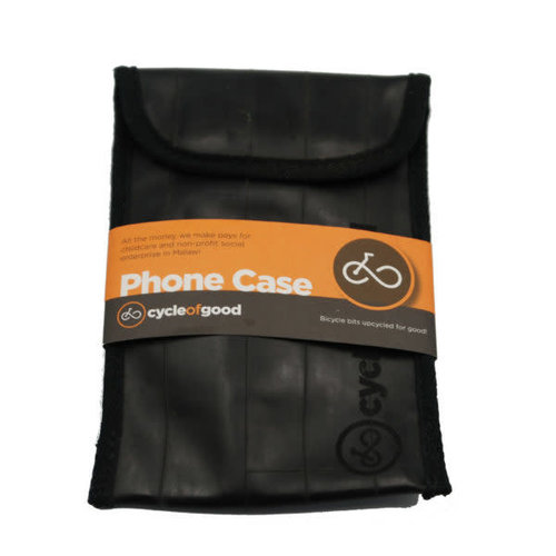 Cylcle Of Good Inner Tube Phone Case Recylced
