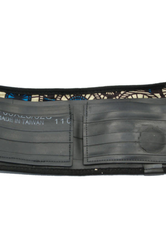 Inner Tube Wallet Recycelt