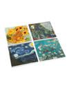 Van Gogh Irises  Ceramic Coaster  047