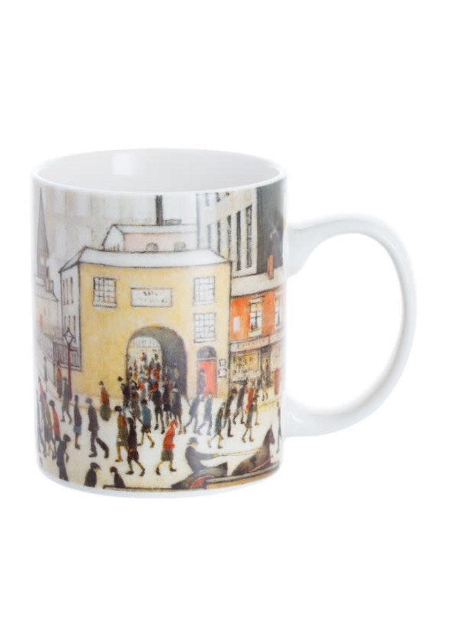 Lowry aus der Mühle Art Mug in einer Dose 077