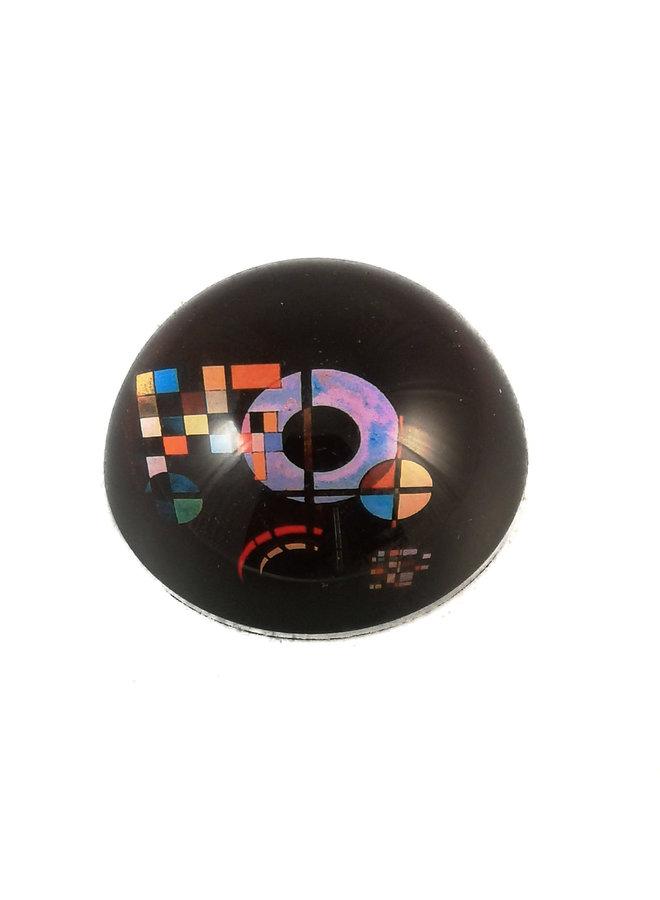 Kandinsky Gravitation Paperweight 090