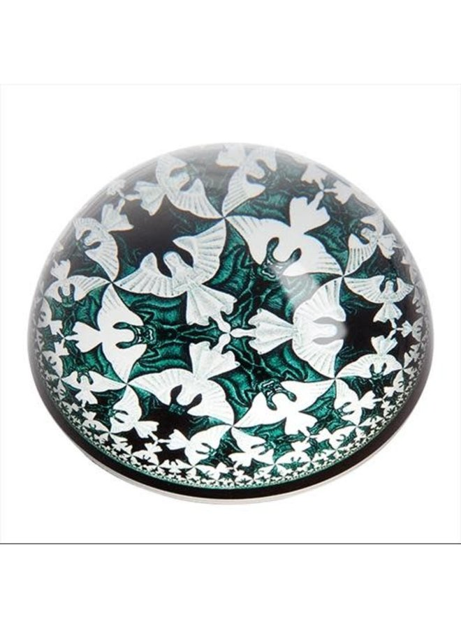 Escher Circle Limit IV Briefbeschwerer 093