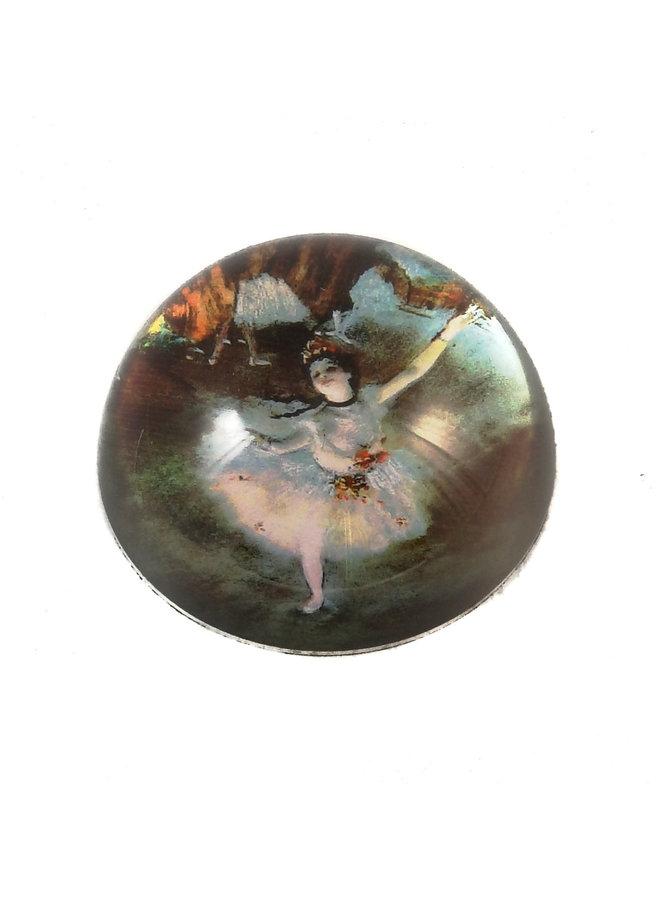 Degas Balletttänzer Briefbeschwerer 087