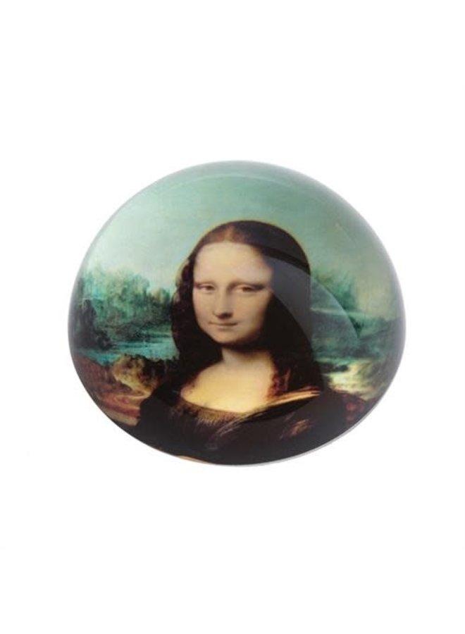 Da Vinci Mona Lisa Briefbeschwerer 094