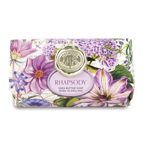 Michel Design Works Rhapsody Large Bath Shea Soap Bar