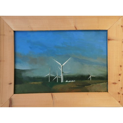 Barry Midgley Wind Turbines 040