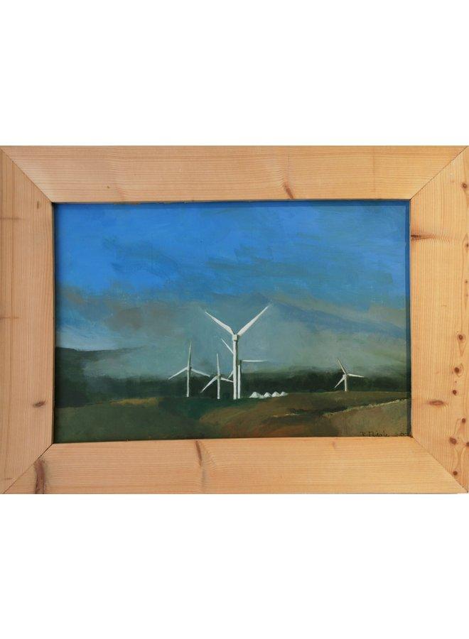 Windkraftanlagen 040