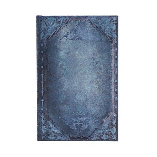Paper Blanks Cuaderno de tapa dura 2020 Peacock Punk Maxi Diary