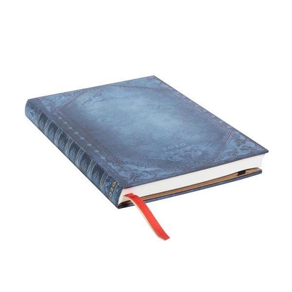 Cuaderno de tapa dura 2020 Peacock Punk Maxi Diary