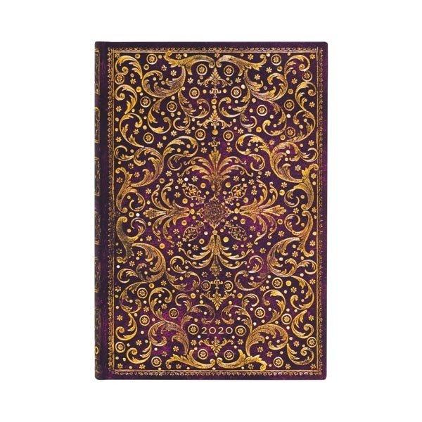 2020 Aurelia Mini  Weekly Diary Hardcover