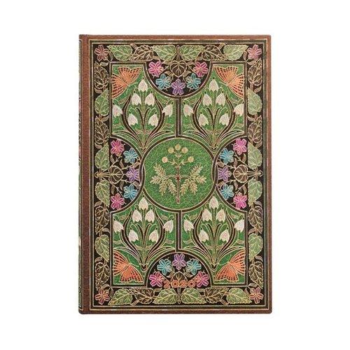 Paper Blanks 2020 Poetry in Bloom Day Mini Diary Gebunden