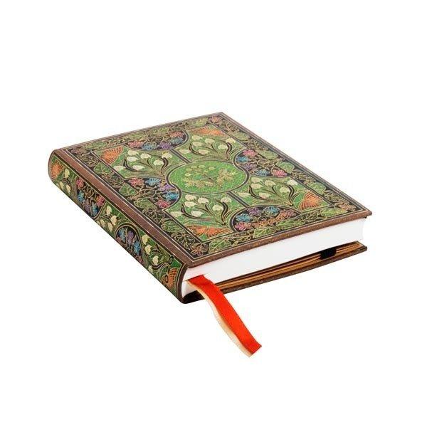 2020 Poetry in Bloom Day Mini Diary Gebunden