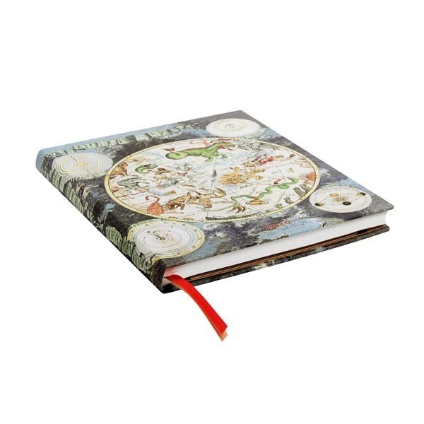 2020 Celestial Planisphere Ultra Weekly Diary Hardcover