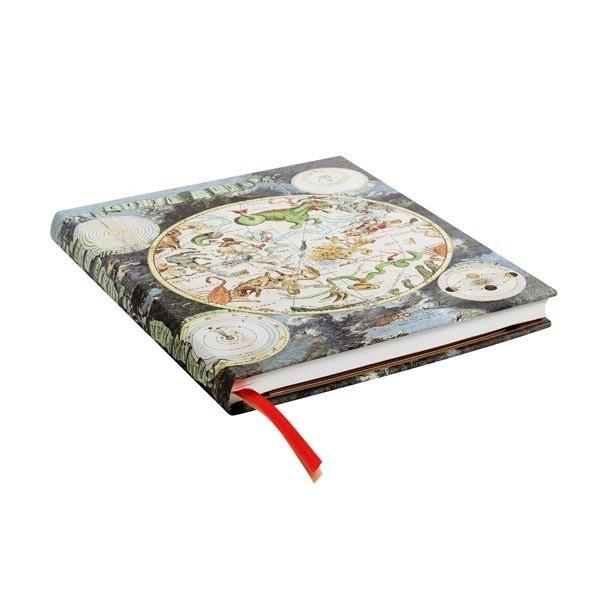 Cuaderno de tapa dura Diario 2020 del Planisferio Ultra Semanal 2020