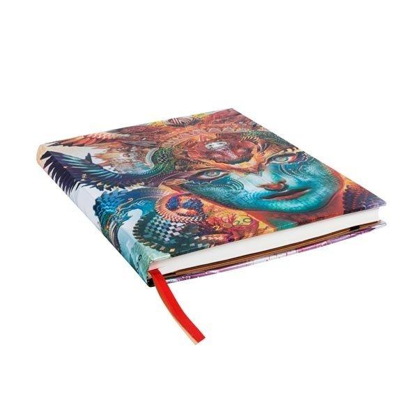 Cuaderno de tapa dura 2020 Dharma Dragon Ultra Weekly