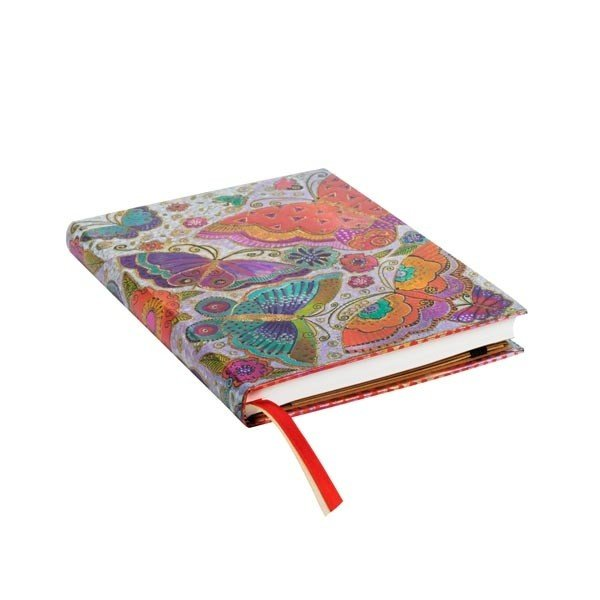 2020 Flutterbyes Maxi Weekly Diary Hardcover