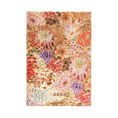 Paper Blanks Cuaderno de tapa dura Diario 2020 Kikka Midi