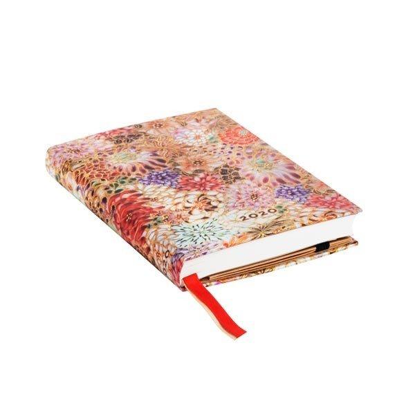 2020 Kikka Midi Daily Diary Gebundene Ausgabe