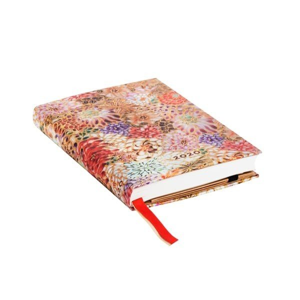 Cuaderno de tapa dura Diario 2020 Kikka Midi