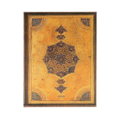 Paper Blanks 2020 Safavid Midi Weekly Diary Flexicover