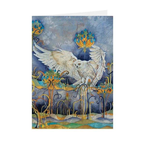 Barn Owl card 18