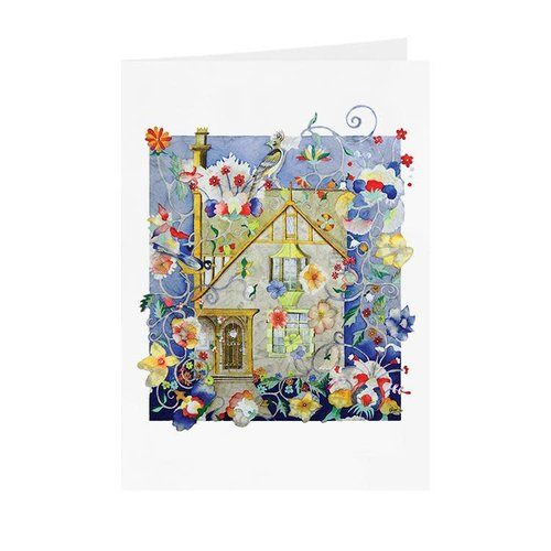 Juppi Home Sweet Home card 17