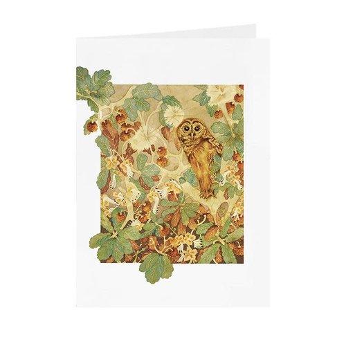 Juppi Hoot Owl  card 16