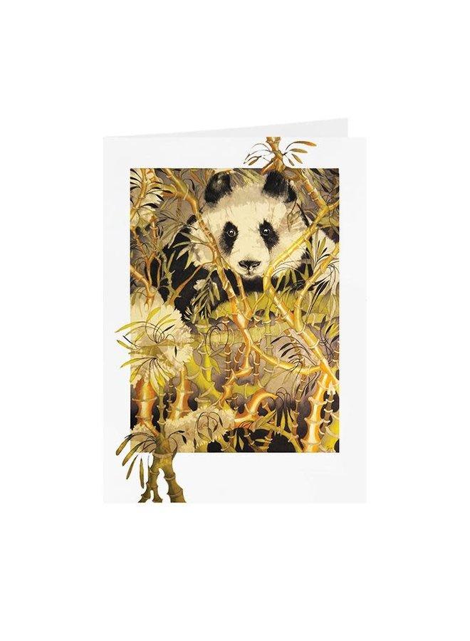 Panda card 19