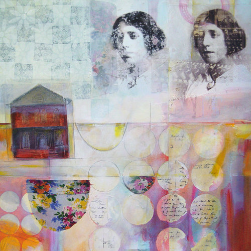 Kate Boyce Art The Mind of a Millgirl card  03