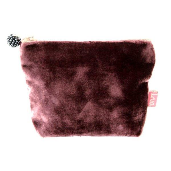 Mini  Velvet Purse Mulberry 223