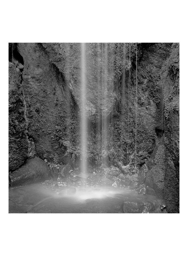 Wasserfall, Hiroshima, Japan - Elemente der Landschaftsserie