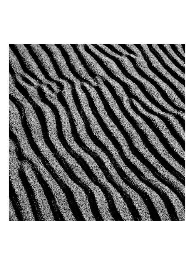 Sand Ripples, Portmeirion - Elemente der Landschaftsserie