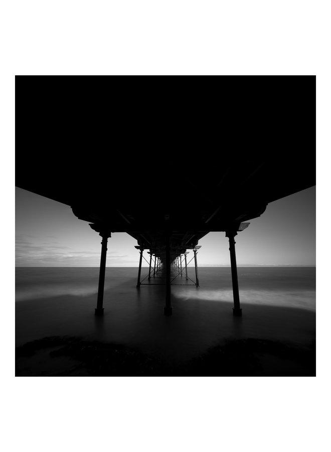 Saltburn Pier - Elemente der Landschaftsserie