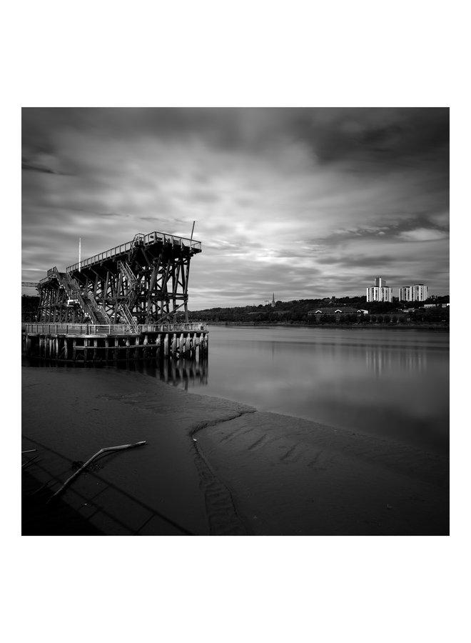 Dunston Straithes, Newcastle - Elemente der Landschaftsserie