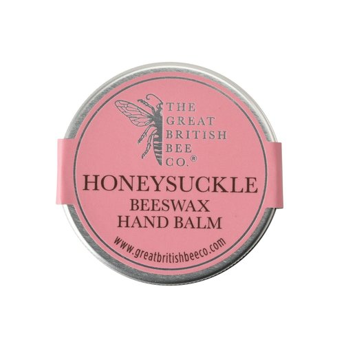 The Great British Bee Co. Honeysuckle Beeswax Hand Balm 50gm
