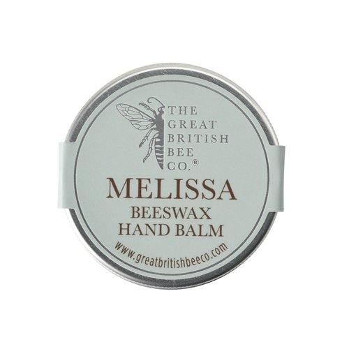 The Great British Bee Co. Melissa Beeswax Hand Balm 50gm