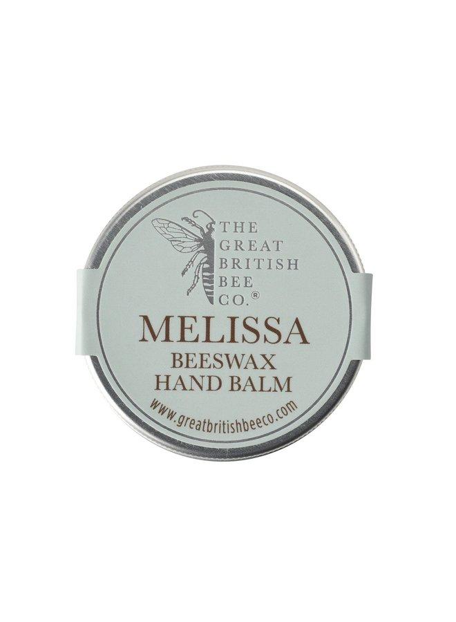 Melissa Beeswax Hand Balm 50gm